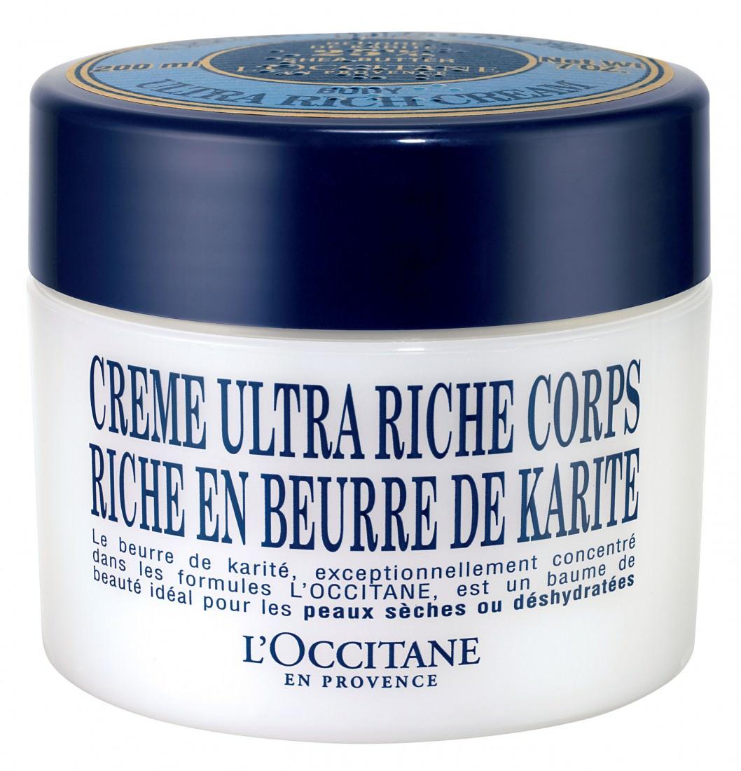 Creme ULTRA RICHE KARITE_L'Occitane