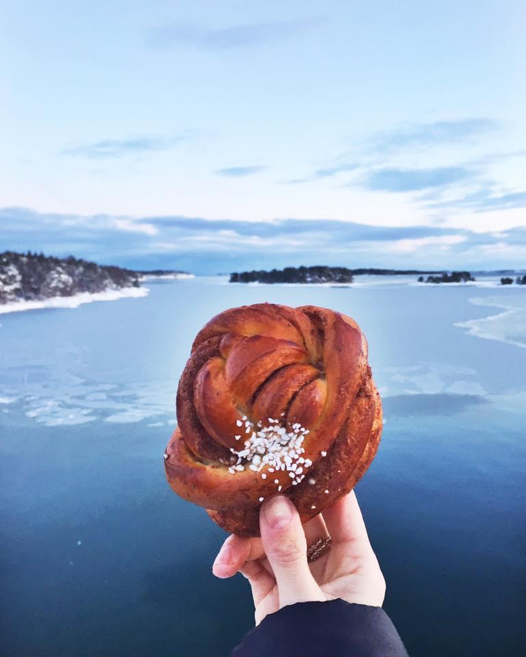 Cinnamon Bun | Un viaggio in Finlandia - Isole Aland | A Gipsy in the Kitchen