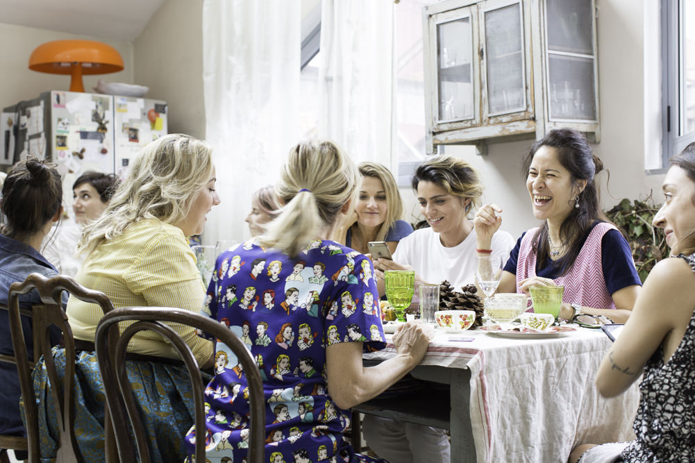 Secret Supper Club. Un brunch Autunnale. | A Gipsy in the Kitchen