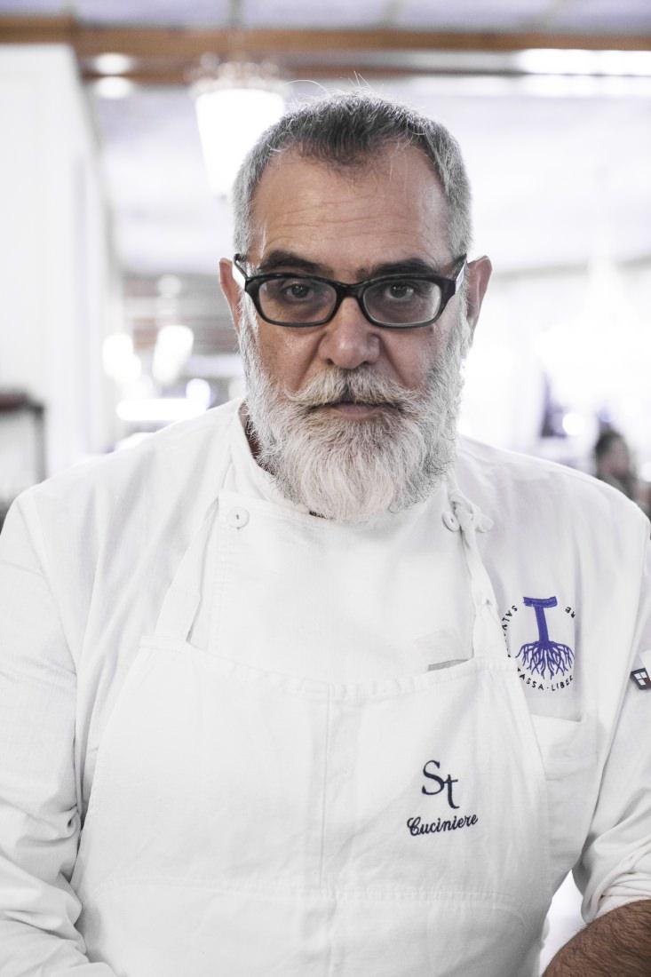 Salvatore Tassa | In un paradiso chiamato Cortina | A Gipsy in the Kitchen