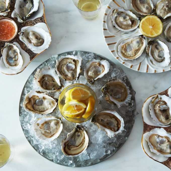 oysters | Caro Babbo Natale | A Gipsy in the Kitchen