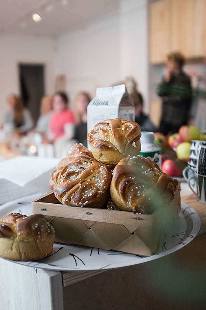 sweden_buns | Caro Babbo Natale | A Gipsy in the Kitchen