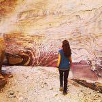 Canyon Petra pic via Tribalogy | Ricucire il filo del destino, Tribalogy | A Gipsy in the Kitchen