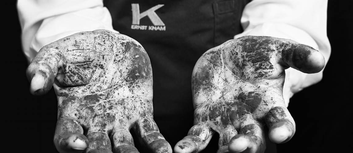 Friends of a Gipsy: Ernst Knam | A Gipsy in the Kitchen