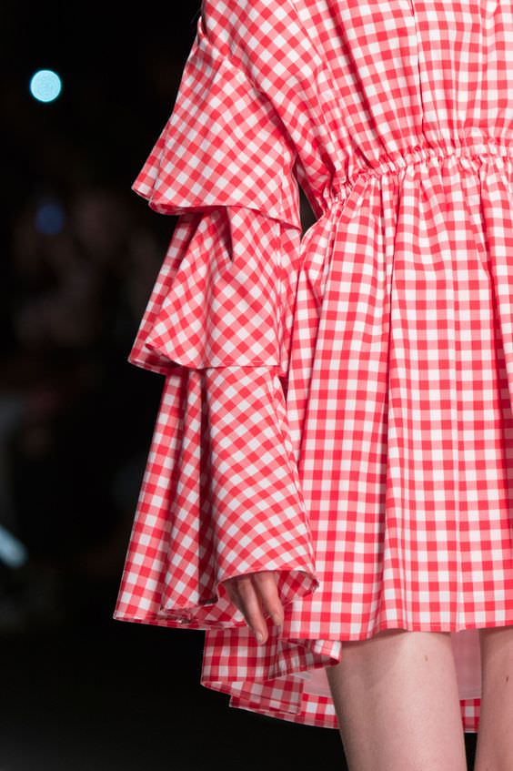 Au Jour Le Jour Spring Summer 2017 | Bentornati a Oz: la favola della stampa Gingham | A Gipsy in the Kitchen