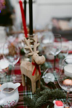 Blanc Mariclò | La tavola di Natale | A Gipsy in the Kitchen