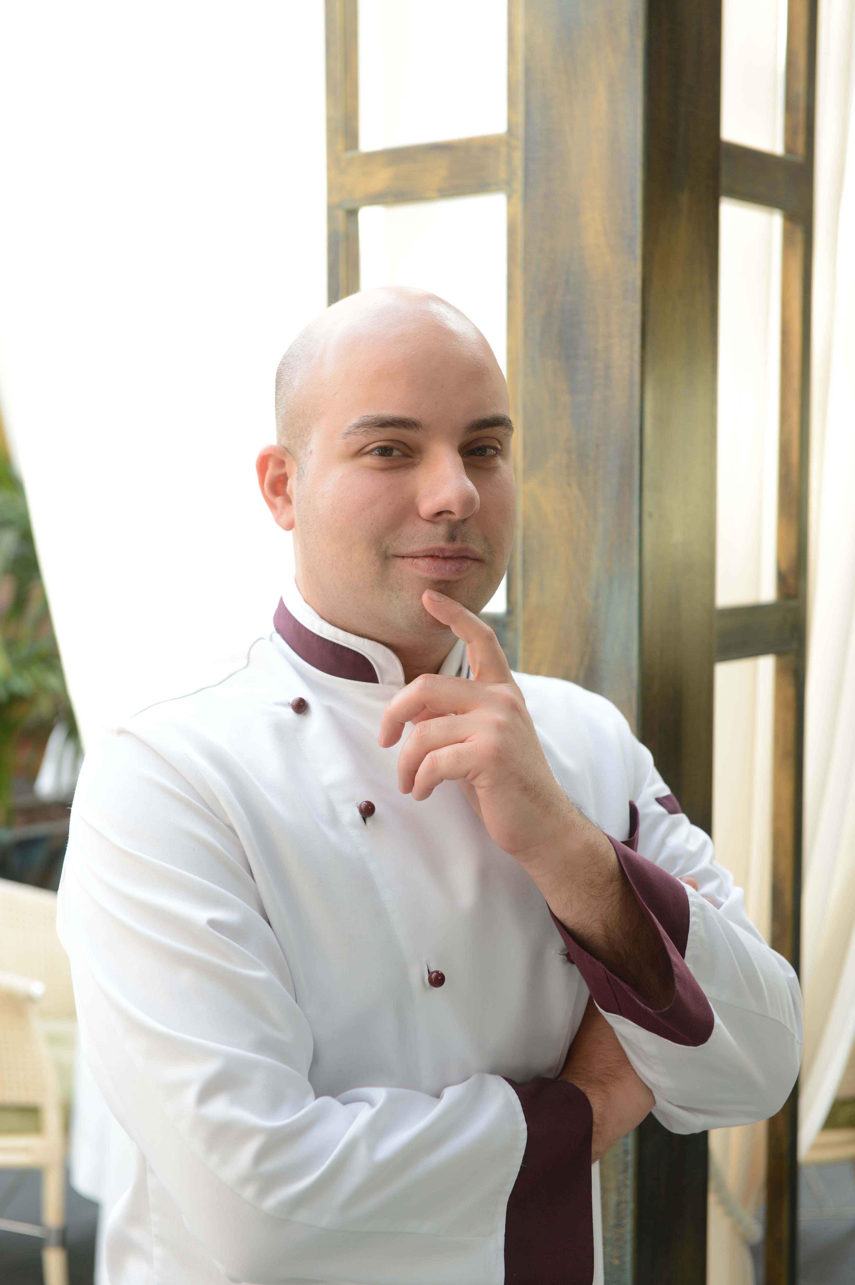 Executive Chef Matteo Maenza (1)
