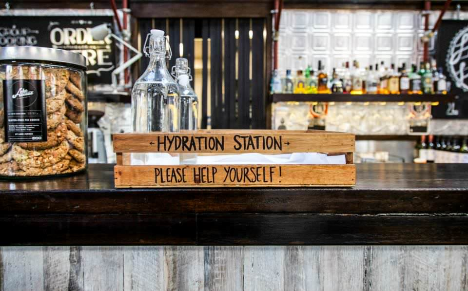 Hydration Station | A Gipsy in the Kitchen goes Aussie - Sidney | A Gipsy in the Kitchen