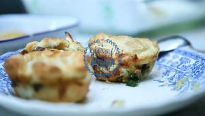 Pasqua Vegetariana. Mini torte Pasqualine   A Gipsy in the Kitchen