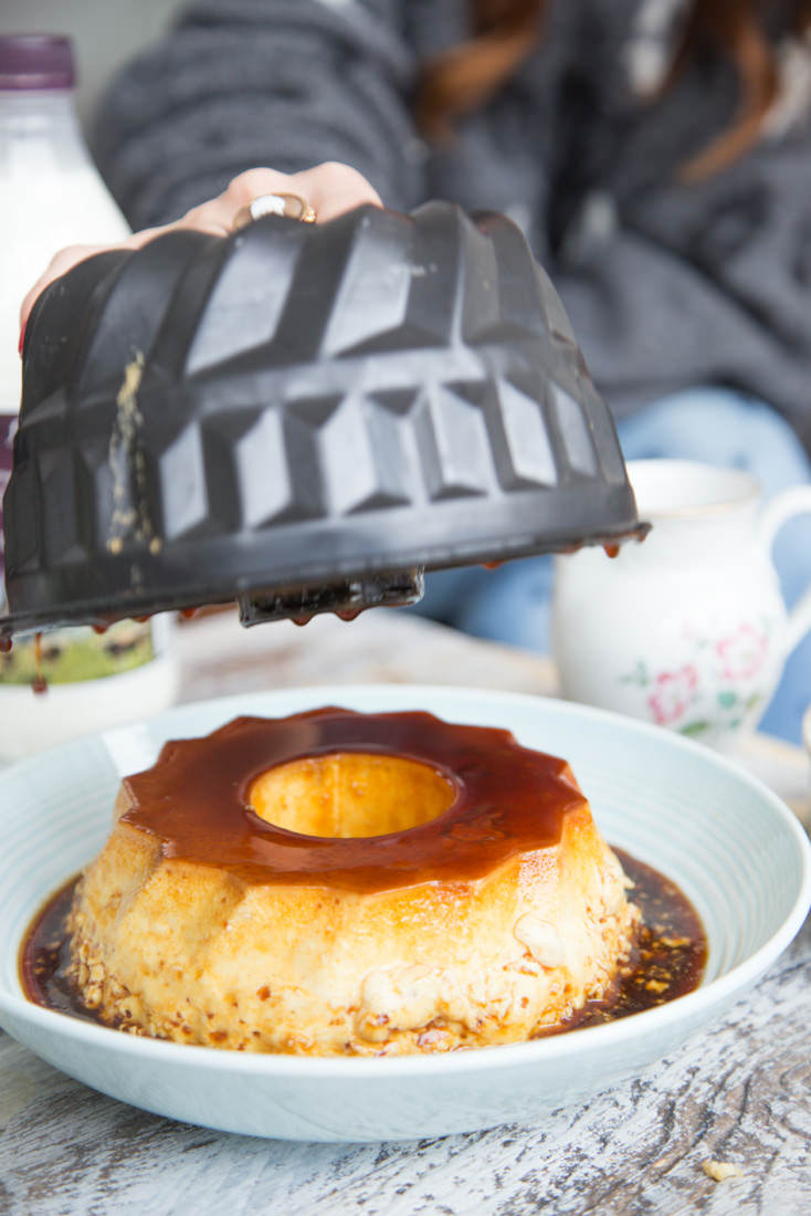 La ricetta del weekend. Come fare il vero creme caramel | A Gipsy in the Kitchen