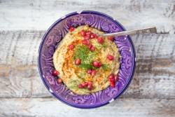 La ricetta del weekend. Come colorare l'hummus | A Gipsy in the Kitchen