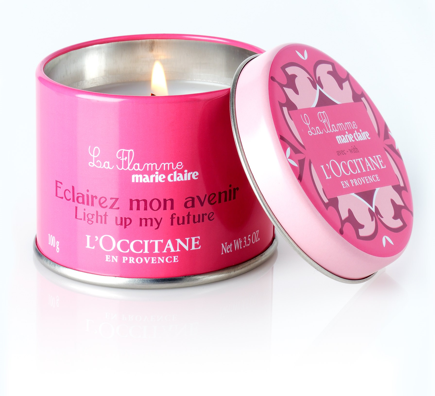la-flamme-marie-claire_loccitane | Una guida autunnale. Coccolarsi come parola d'ordine. | A Gipsy in the Kitchen