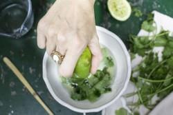 03 | Dahl di lenticchie, coriandolo e zenzero | A Gipsy in the Kitchen
