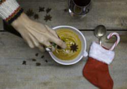 01 | Vellutata di castagne e zucca con anice stellato | A Gipsy in the Kitchen