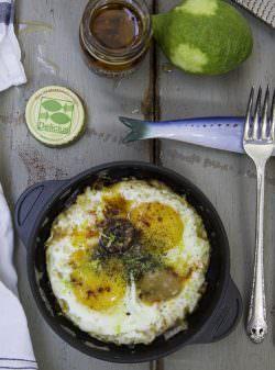 01 | L'uovo del pescatore | A Gipsy in the Kitchen