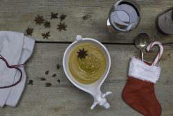 Vellutata di castagne e zucca con anice stellato | A Gipsy in the Kitchen