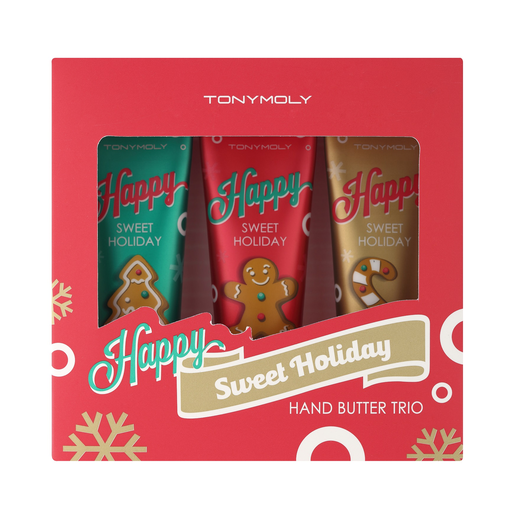 tony-moly-happy-sweet-hand-butter-trio | Sulla strada dei sogni ci sono maglioni e orsi polari. | A Gipsy in the Kitchen