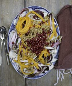 Insalata autunnale di radicchio | A Gipsy in the Kitchen