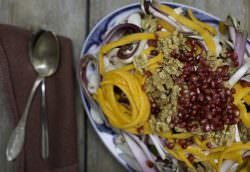 04 | Insalata autunnale di radicchio | A Gipsy in the Kitchen