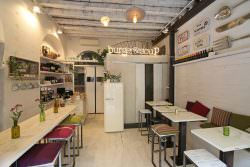 location | My Milano: Veggie burger e Conforto casalingo | A Gipsy in the Kitchen