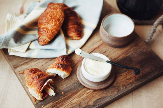 pain au chocolat | Caro Babbo Natale | A Gipsy in the Kitchen