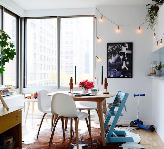 Come usare le luci di Natale tutto l'anno | A Gipsy in the Kitchen