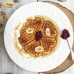 I waffles più buoni del mondo | A Gipsy in the Kitchen