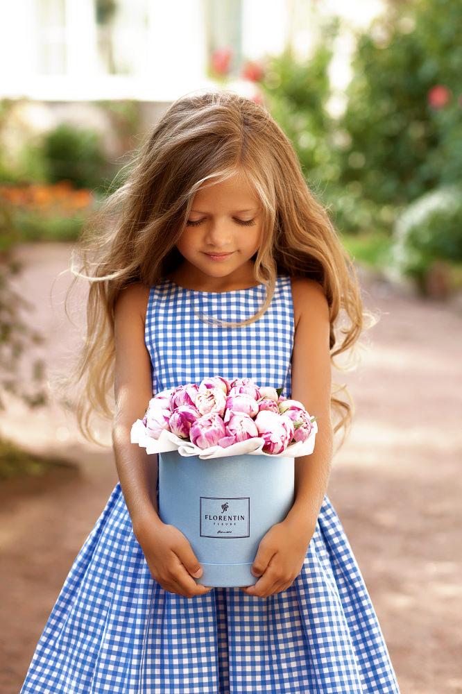 Abito con stampa Gingham bambina | Bentornati a Oz: la favola della stampa Gingham | A Gipsy in the Kitchen