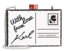 Pochette Karl Lagerfeld su zalando