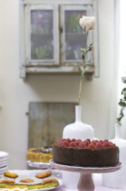 Mississippi Mud cake | A Gipsy in the Kitchen