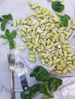 Gnocchi al basilico | A Gipsy in the Kitchen