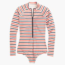 jcrew_longsleeve one-piece swimsuit