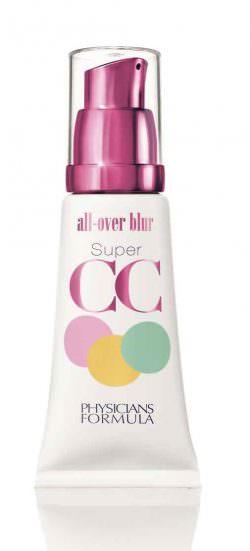 Physician Formula All over Blur CC Cream color correction