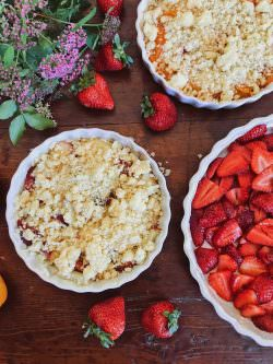 Crumble estivo | A Gipsy in the Kitchen