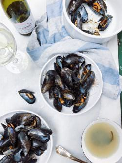 Cozze alla marinara | A Gipsy in the Kitchen
