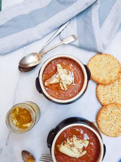 Gazpacho | A Gipsy in the Kitchen