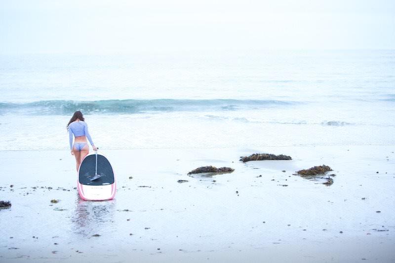 Quando la spiaggia diventa una palestra a cielo aperto | A Gipsy in the Kitchen