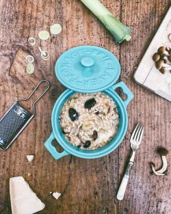 Risotto ai funghi | A Gipsy in the Kitchen