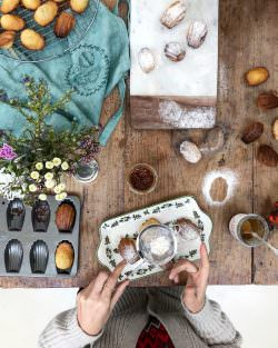 Madeleines di Natale | A Gipsy in the Kitchen