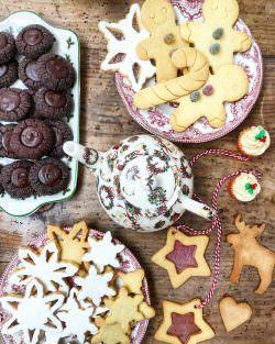 Biscotti al doppio cioccolato | A Gipsy in the Kitchen