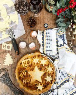 Torta di zucca e castelmagno   A Gipsy in the Kitchen