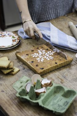 Frangipane alle nocciole | A Gipsy in the Kitchen