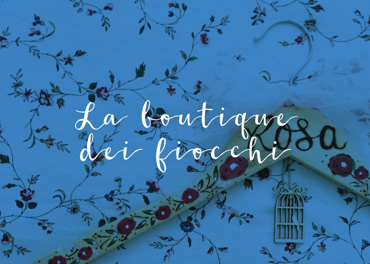 CRAFTERS: LA BOUTIQUE DEI FIOCCHI | A Gipsy in the Kitchen