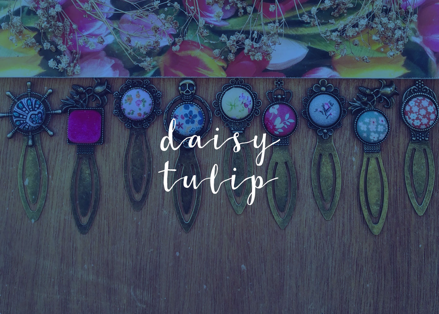 CRAFTERS: DAISY TULIP | a Gipsy in the Kitchen
