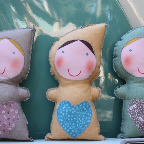 CRAFTERS: TESSUTI E VISSUTI   A Gipsy in the Kitchen