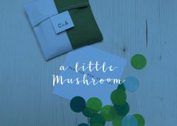 CRAFTERS: A LITTLE MUSHROOM | A Gipsy in the Kitchen