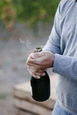 Storia di uno champagne romantico | A Gipsy in the Kitchen