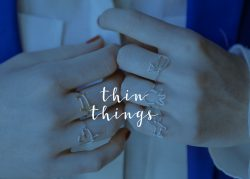 CRAFTERS: THIN THINGS | A Gipsy in the Kitchen