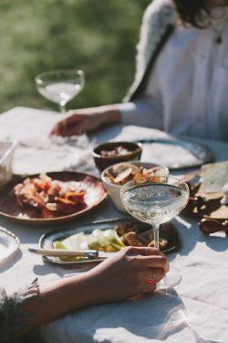 Julia Roberts, Kyr Royal e Champagne   A Gipsy in the Kitchen