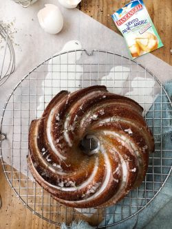 Bundt cake timo e limone | A Gipsy in the Kitchen